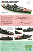 Orange Hobby N07-160 1/700 SCALE Italian battleship Caio Duilio 1941 2019 NEW