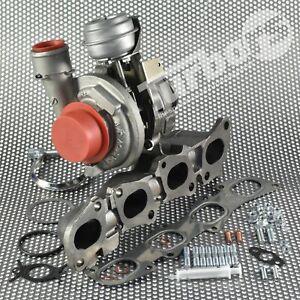 Turbolader Alfa Romeo 159 1.9 JTDM 16V 110 kW 150 PS 55201498 55205358 55211064