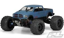 PROLINE RAM 1500 CLEAR BODY FOR T-MAXX 3.3, REVO 3.3, SAVAGE & SUMMIt da vernici