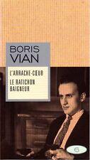 L'arrache-coeur / Le ratichon baigneur.Boris VIAN V003