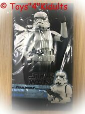 Hot Toys MMS 515 Star Wars Stormtrooper Deluxe Version 1/6 Figure In Stock New