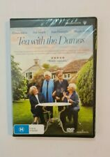 Tea With The Dames (DVD, 2018)