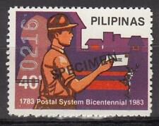 Specimen, Philippines Sc1645 Philippine Postal System