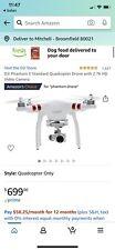 New ListingDji Phantom 3 Standard Quadcopter Camera Drone W/ Hard Shell Case + Accessories