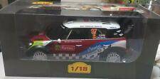Mini copper ixo Rally de Montecarlo sordo 1/18