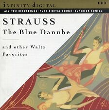 Strauss The Blue Danube and Other Favorites - Gorkovenko