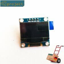 "0.96"" OLED Display I2C/IIC/TWI 128x64 Punkte Anzeige:hellblau Module für Arduino"