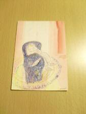 CP CARTE POSTALE dessin De Sempé France Loisirs