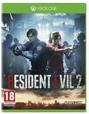 Resident Evil 2 Xbox One New Sealed