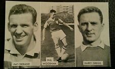 Cup Tie Stars Of All Nations Crerand Woosnam Gregg The Victor Football Card