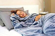 Gewichtsdecke Relax N98 Entspannungstherapie Bettdecke 135x200 cm Kuscheldecke