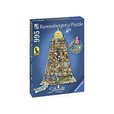 Ravensburger – Silhouette Ludicrous Lighthouse Puzzle 995pc NEW jigsaw