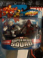 Marvel Superhero Squad Taskmaster & Deadpool Figure Set 2 Action Figures New