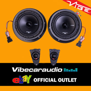 Vibe OPTIVWT5-V8 - VW Transporter T5 2 Way Component Speakers 540W Total Power