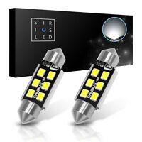 SiriusLED 921 Error Free LED Reverse Back Up Light Bulb 6500K Pure White 800LMs