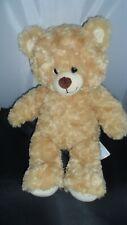 "Build A Bear Teddy Bear 18"" Plush Stuffed Animal Light Beige Tan"