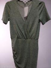 Zara Short Sleeve Wrap Dresses