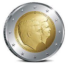 5x2 euro gedenkmünze NIEDERLANDE 2014