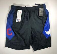 Cleveland Indians Nike 3 Pocket Dri Fit Shorts Size XL NWT