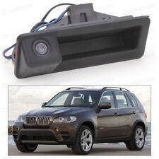 CCD Car Rear View Camera Trunk Handle Camera Backup for BMW X5 2007-2013 E70 E71