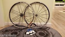 Campagnolo Shamal Ultra Mega G3 Clincher Wheelset USB Ceramic Carbon hub body