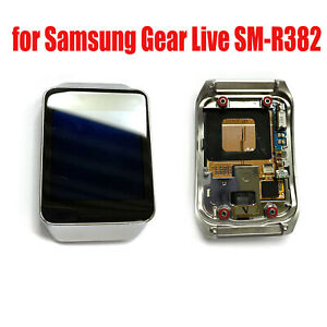 OEM Touch screen LCD Display Assembly with Frame for Samsung Gear Live SM-R382