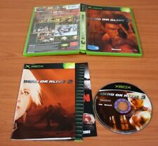 XboX  Dead or Alive 3  complet  VF CD REMIS A NEUF