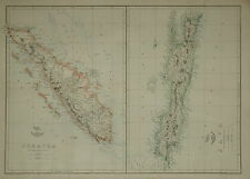 SUMATRA AND JAVA.... BY EDWARD WELLER 1863.