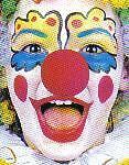 Nez Clown MOUSSE rouge a pince DEGUISEMENT CARNAVAL FETE NEUF