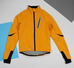 Men's Pearl Izumi P.R.O. Softshell Jacket Orange (size S)