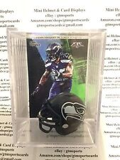 Earl Thomas Seattle Seahawks Mini Helmet Card Display Case Collectible DB Auto
