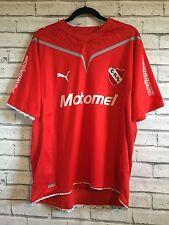 VINTAGE Puma C.I.A Atletico corporación deportiva INDEPENDIENTE Argentina Football Shirt Trikot L