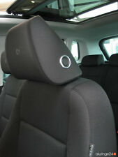 VW PASSAT b6 3c CC 35 TIGUAN 5n aluringe alluminio Poggiatesta R-Line r36 SPORT