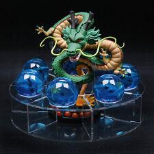 Dragon Ball Z Dragon Shenlong Figure + 7 Crystal Balls +Shelf Collection for Fan