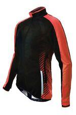 Cycling Jacket Funkier Tacona Wj-1324 Ladies Windstopper Black/red Small