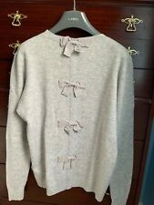 Ted Baker pale grey sweater 4