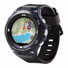 Casio Pro Trek Men's Quartz Black Band 57mm Smartwatch WSD-F20A-BUPT