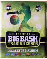 2017-18 TAP N PLAY BIG BASH LEAGUE BBL TRADING CARDS COLLECTORS ALBUM (NEW)