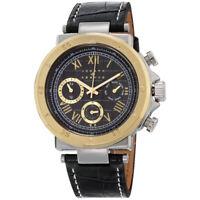 Joseph Abboud Quartz Movement Black Dial Men's Watch JA3165S648-362