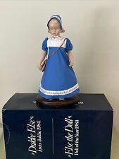 B&G Bing & Grondahl Denmark Porcelain Else Doll of The Year Limited Edition 1984