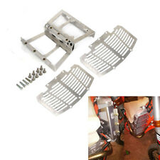 Motorcycle Radiator Guard Set For KTM SX SXF XCF 125 150 250 350 450 2017 2018