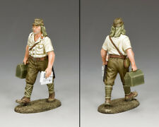KING & COUNTRY WW2 JAPANESE NAVY JN019 AIR MECHANIC CREW CHIEF JAPANESE ARMY MIB