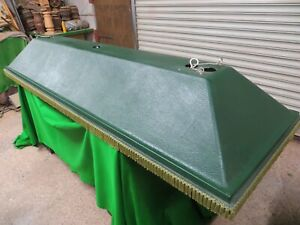 Traditional Full Size Snooker Table Lighting Shade