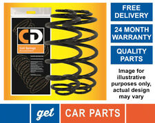 Front Coil Springs x 2 for Vauxhall Corsa D 1.0 / 1.2 / 1.4 from 2006-2015 CD