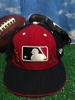 Rare St. Louis Cardinals MLB logo new era 5950 Hat Cap Fitted 7 3/4 H38