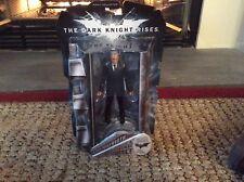 Batman The Dark Knight Rises Movie Masters Alfred Pennyworth Collector Figure