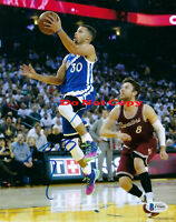 STEPHEN CURRY STEPH AUTOGRAPHED 8X10 PHOTO SIGNED  REPRINT