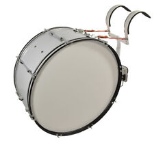 Bryce Marching Bass Drum 22 x 12 inches with adjustable shoulder frame