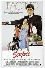 "SCARFACE Movie Poster [Licensed-NEW-USA] 27x40"" Theater Size Pacino Alt Version"