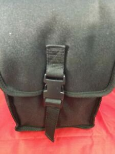 """LARGE MULTIMETER PADDED CARRY CASE WITH STRAP AND DIVIDER 10.5""""-6.5""""-5.5"""""""
